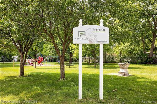Tiny photo for 2040 FARROW ST, Ferndale, MI 48220-1550 (MLS # 40182109)