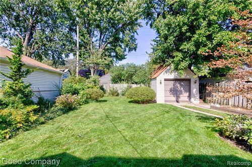 Tiny photo for 77 AMHERST RD, Pleasant Ridge, MI 48069-1205 (MLS # 40241113)