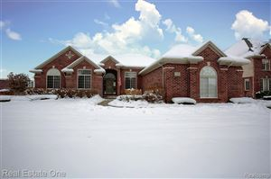 Photo of 7348 GEORGETOWNE N, Washington, MI 48095-2438 (MLS # 40001121)