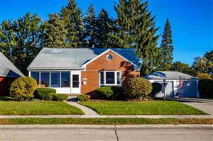Photo of 15695 Semrau Ave, Eastpointe, MI 48021 (MLS # 31398124)