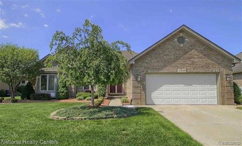 Photo of 17539 CANVASBACK DR, Macomb, MI 48044-1665 (MLS # 30774126)