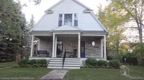 Photo of 5430 Main St MAIN ST, Dryden, MI 48428-9383 (MLS # 40048126)
