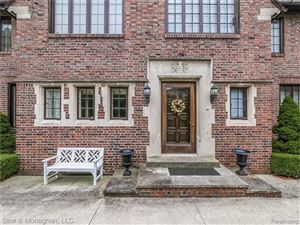Photo of 854 EDGEMONT PARK, Grosse Pointe Park, MI 48230-1855 (MLS # 21618136)