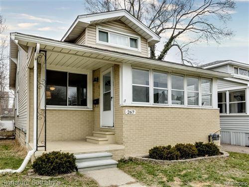 Tiny photo for 267 ARDMORE DR, Ferndale, MI 48220- (MLS # 40039139)