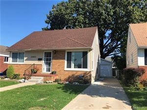 Photo of 22821 LAKE DR, Saint Clair Shores, MI 48082-1891 (MLS # 21659143)