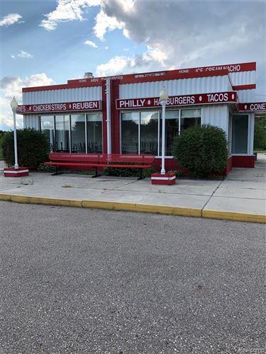 Photo of 5743 N. Lapeer N LAPEER RD, North Branch, MI 48461-9732 (MLS # 40161143)