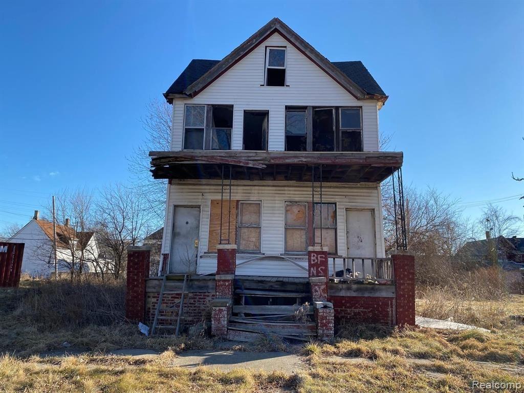 4444 GRANDY ST, Detroit, MI 48207-1551 - MLS#: 40163143