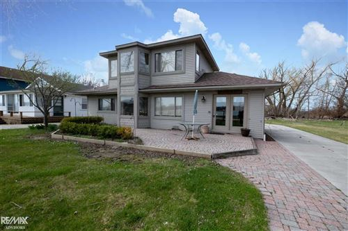Photo of 2870 South Channel, Harsens Island, MI 48028 (MLS # 50039146)