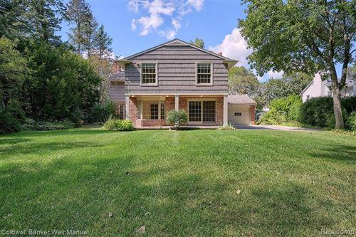 Tiny photo for 312 HUPP CROSS RD, Bloomfield Hills, MI 48301-2428 (MLS # 40243151)