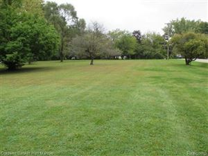 Photo of LAHSER RD, Beverly Hills, MI 48025- (MLS # 21520153)