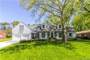 Photo of 18378 BEDFORD ST, Beverly Hills, MI 48025-3028 (MLS # 21615168)