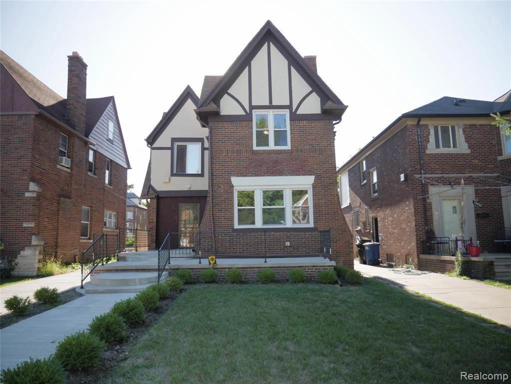 Photo for 17531 PENNINGTON DR, Detroit, MI 48221-2616 (MLS # 40112168)