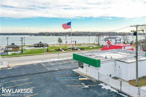 Photo of 1309 Saint Clair River, Algonac, MI 48001 (MLS # 50030175)