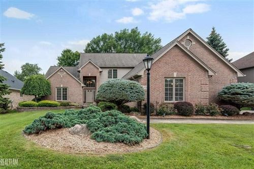 Photo of 14188 Silent Woods Dr, Shelby Township, MI 48315 (MLS # 50049183)
