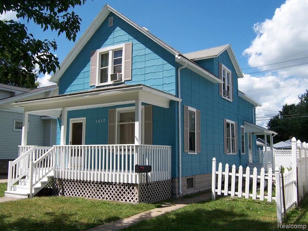 1417 CARLETON ST, Port Huron, MI 48060-4215 - MLS#: 40100190