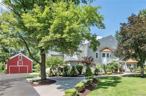 Tiny photo for 6900 FRANKLIN RD, Bloomfield Hills, MI 48301-3600 (MLS # 40244191)
