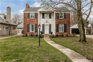 Photo of 659 LAKEPOINTE ST, Grosse Pointe Park, MI 48230-1703 (MLS # 21593197)