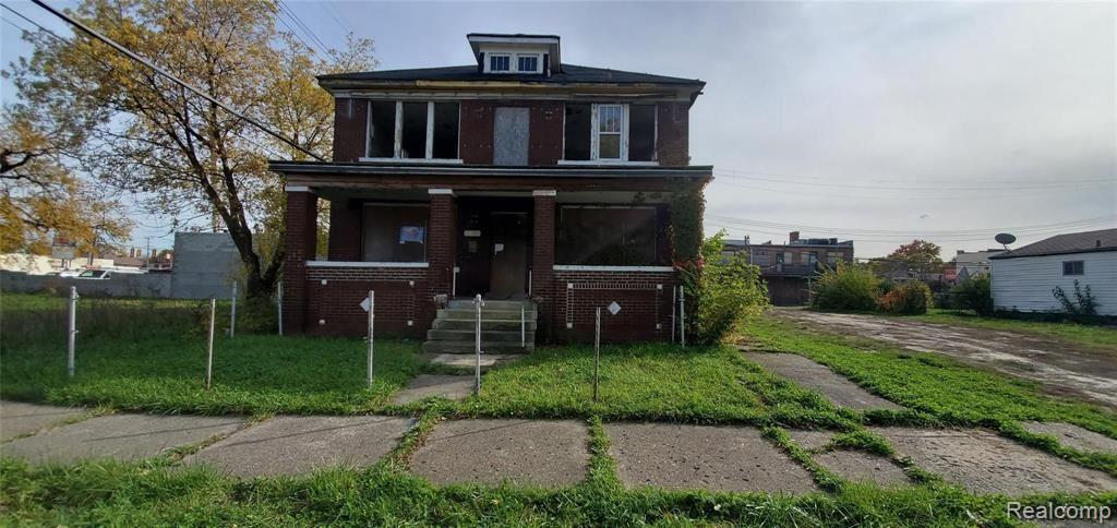 3725 ATKINSON ST, Detroit, MI 48206-1804 - MLS#: 30781198