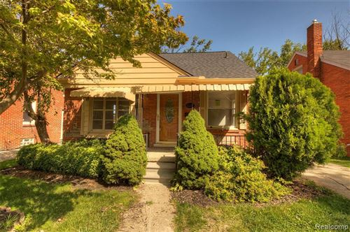 Photo of 21217 BOURNEMOUTH ST, Harper Woods, MI 48225-2304 (MLS # 40104204)