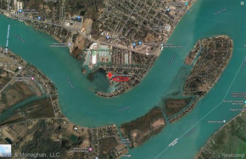 Photo of 497 WILLARD AVE, Algonac, MI 48001-1827 (MLS # 21665205)