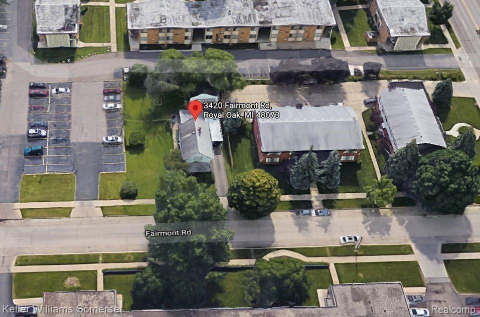 Photo for 3420 FAIRMONT RD, Royal Oak, MI 48073-6402 (MLS # 40201212)
