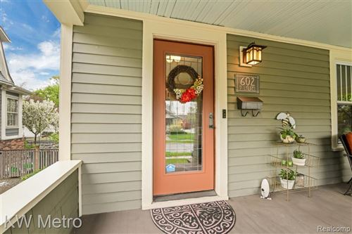 Tiny photo for 602 S LAUREL ST, Royal Oak, MI 48067-3104 (MLS # 40170213)