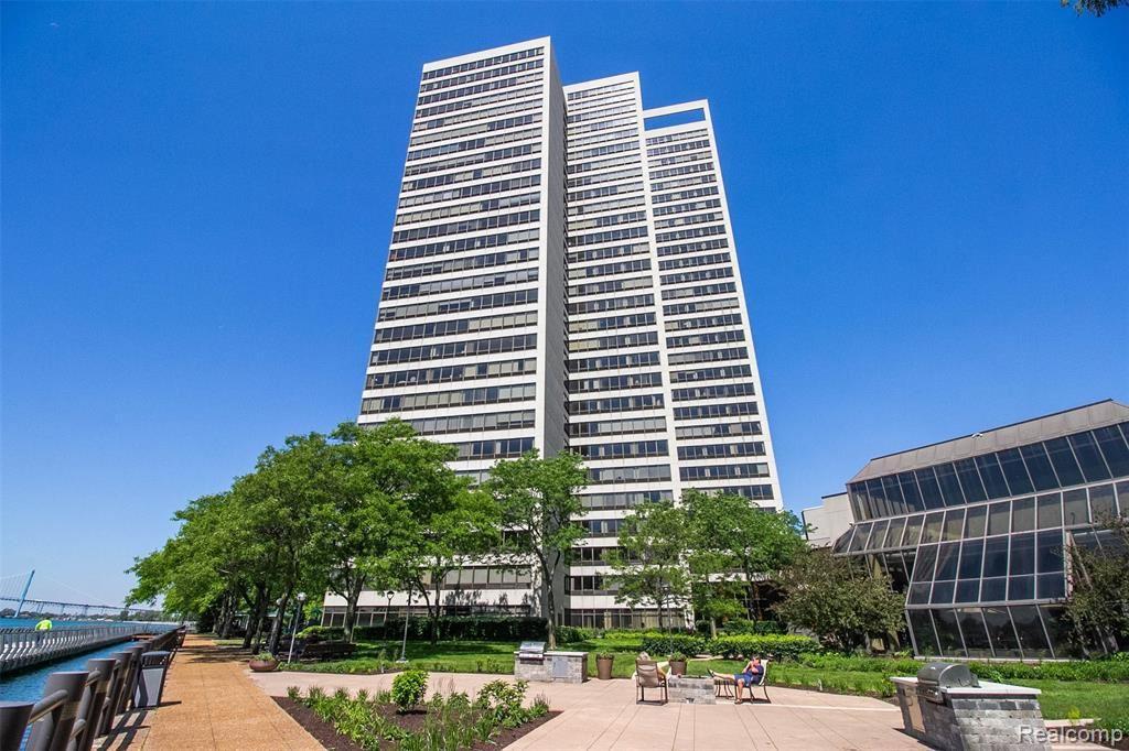 Photo for 1001 W JEFFERSON AVE, Detroit, MI 48226-4508 (MLS # 40069214)