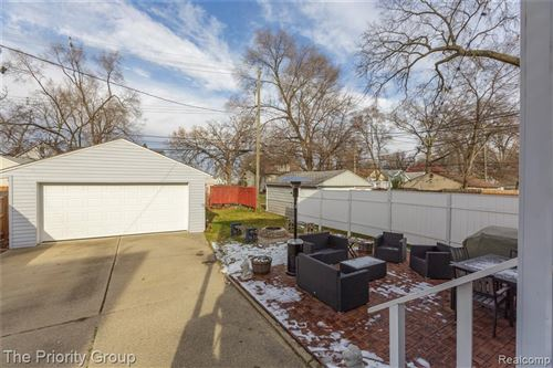 Tiny photo for 357 E WOODLAND ST, Ferndale, MI 48220-3709 (MLS # 40130223)