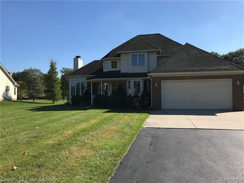 Photo of 2102 BELLE RIVER RD, East China, MI 48054-4705 (MLS # 40057224)