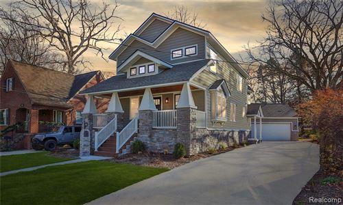 Tiny photo for 436 DETROIT AVE, Royal Oak, MI 48073 (MLS # 40245224)