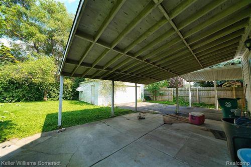 Tiny photo for 3420 FAIRMONT RD, Royal Oak, MI 48073-6402 (MLS # 40201225)