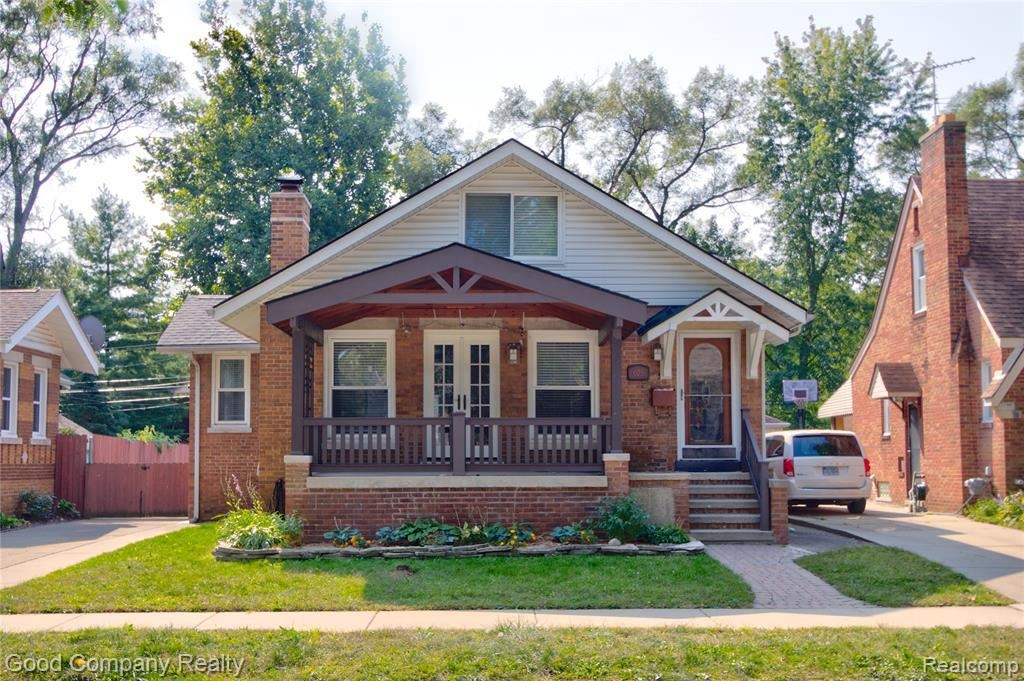 Photo for 605 LEROY ST, Ferndale, MI 48220-3300 (MLS # 40111227)