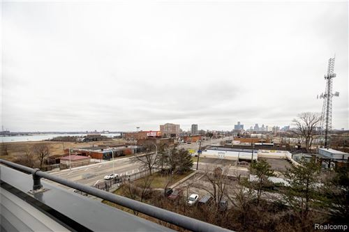 Tiny photo for 6533 E JEFFERSON AVE, Detroit, MI 48207-4458 (MLS # 40041228)