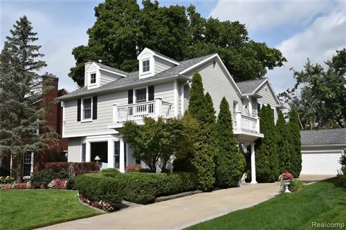 Photo of 18628 DEVONSHIRE ST, Beverly Hills, MI 48025-4026 (MLS # 40118237)