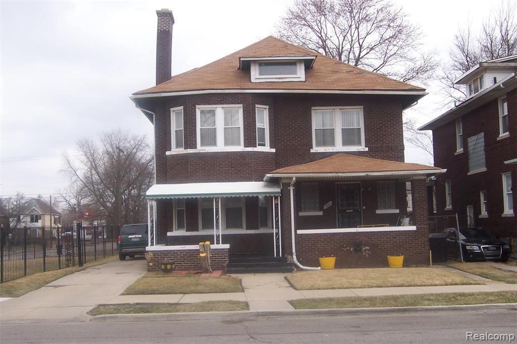 1066 E GRAND BLVD E, Detroit, MI 48207-1927 - MLS#: 40156239
