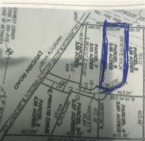 Photo of 0 HELENS GATE LOT 6, Lapeer, MI 48455 (MLS # 40237240)