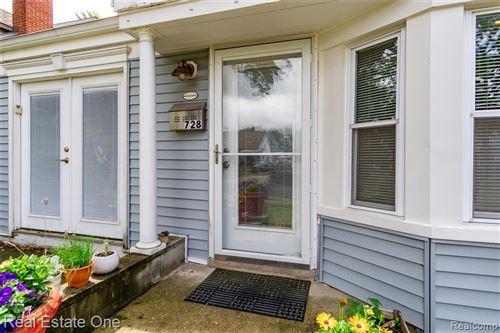 Tiny photo for 728 E 2ND ST, Royal Oak, MI 48067-2855 (MLS # 40071243)
