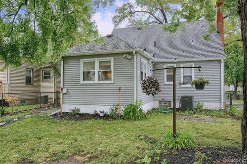 Tiny photo for 3325 EDGEWORTH ST, Ferndale, MI 48220-3421 (MLS # 40181252)