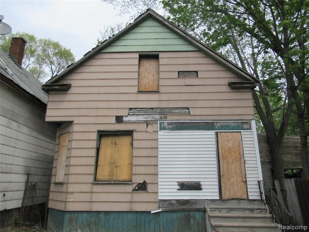 4656 MITCHELL ST, Detroit, MI 48207-1249 - MLS#: 40170252