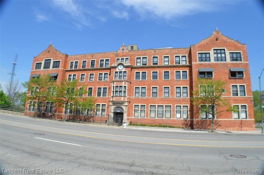 6533 E JEFFERSON AVE, Detroit, MI 48207-4458 - #: 40098254