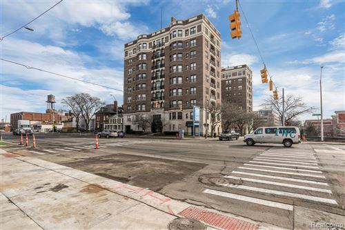 Tiny photo for 2900 E JEFFERSON AVE, Detroit, MI 48207-5041 (MLS # 40135259)