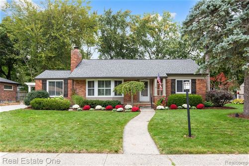 Photo of 17234 BIRWOOD AVE, Beverly Hills, MI 48025-3244 (MLS # 40117261)