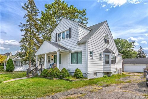 Tiny photo for 1567 PEARSON ST, Ferndale, MI 48220-1647 (MLS # 40245261)