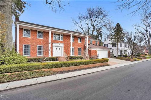 Photo of 66 Colonial Rd, Grosse Pointe Shores, MI 48236 (MLS # 50035263)