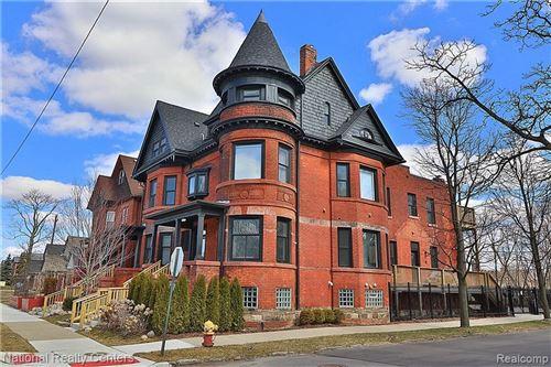 Photo of 4304 TRUMBULL ST, Detroit, MI 48208-2936 (MLS # 40203264)