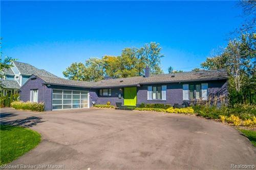 Photo of 2950 MIDDLEBURY LN, Bloomfield Hills, MI 48301-4171 (MLS # 40203268)