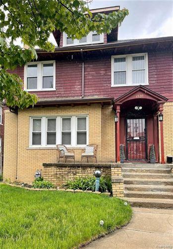 Photo of 1937 LAWRENCE ST, Detroit, MI 48206-1541 (MLS # 40172269)