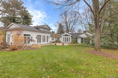 Tiny photo for 1041 EASTOVER DR, Bloomfield Hills, MI 48304-2533 (MLS # 40123279)