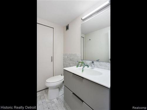 Tiny photo for 1300 E LAFAYETTE #807, Detroit, MI 48207 (MLS # 40244285)