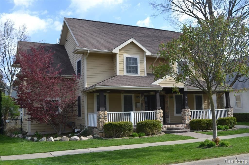 514 W 3RD ST, Rochester, MI 48307-1914 - MLS#: 40084293